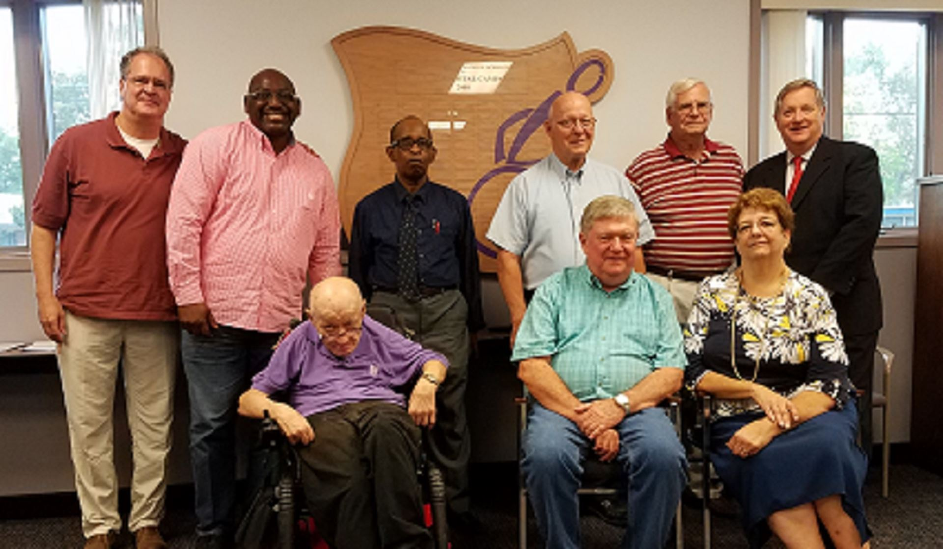 Photo of disability connections, Inc. Board Officers